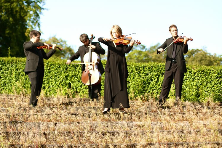 Summer Garden Party String Quartet