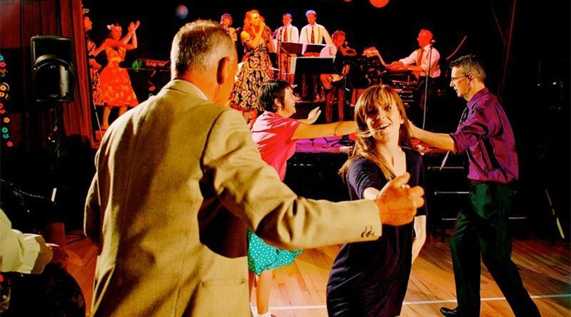 Swing band hire prices