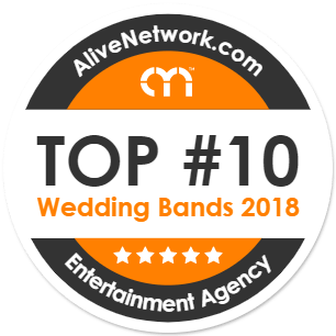 Top 10 Wedding Bands in Hertfordshire
