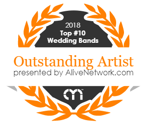 Top 10 Wedding Bands in Cheshire