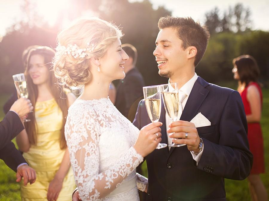 Signature Wedding Drinks Reception Collection
