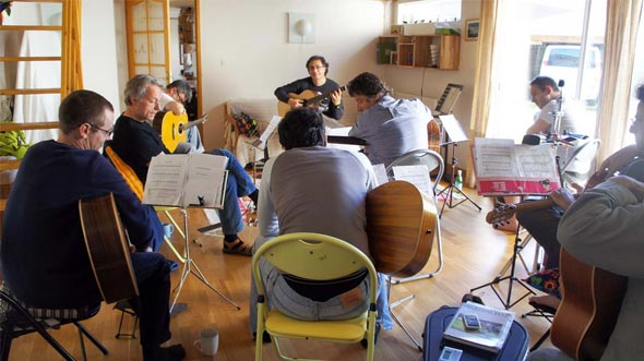 Pierre Bensusan Residential Guitar Seminars