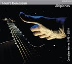PDF download of the Guitar TAB / Notation for Sentimentales Pyromaniaques, from the album Altiplanos.