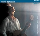 Spices showcases Pierre's fluid orchestral sound and amazing technique, and combines gorgeous guitar solos with vivid ensemble pieces. The tunes range from light swinging Jazz to Latin, from Baroque to Middle Eastern, Funk and Vocal Tracks. Taste the Spices of Pierre Bensusan, a rich blend of melodies and moods, as original as it is irresistable.