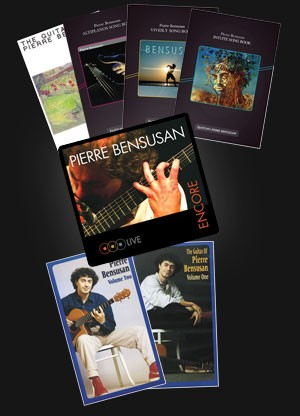 Pierre's Fingerstyle Bundle