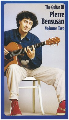 THE GUITAR OF PIERRE BENSUSAN VOL. 2