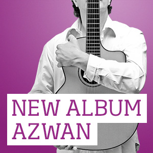 AN EVENING WITH PIERRE BENSUSAN Presenting his brand new album