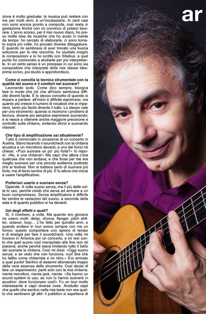 Pierre Bensusan - Chitarra Acustica 8