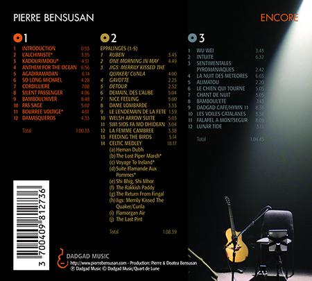 Pierre Bensusan - Encore - IMA VoxPop Winner 2014