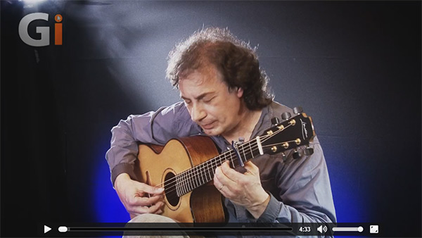Pierre Bensusan - Guitar Interactive Interview 1