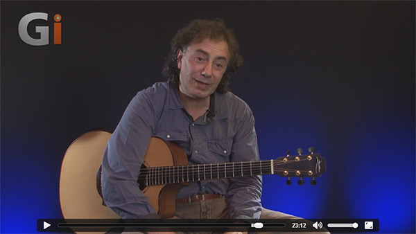 Pierre Bensusan - Guitar Interactive - Interview 2