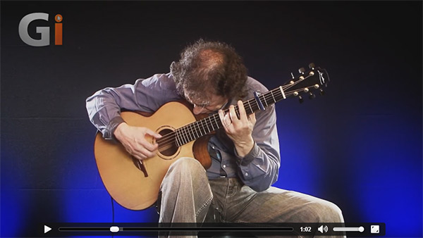 Pierre Bensusan - Guitar Interactive - Nice Feeling