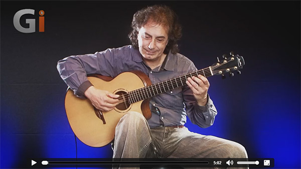 Pierre Bensusan - Guitar Interactive - Return To Ireland