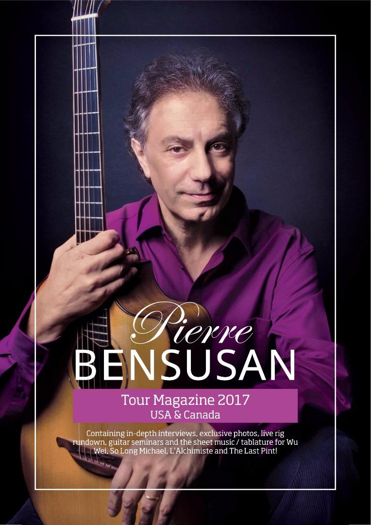 Tour Magazine - 2017